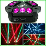 Mini Three Row Moving Head Spider Light