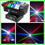Mini Two Row Moving Head Spider Light