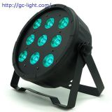 9*10W LED Flat Par Light