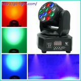 12*3W Mini Moving Head with remote control