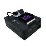 1500W LED Up Spray Fog Machine with 24 LED