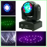 60W Wash/Beam Moving Head Light with LED ring